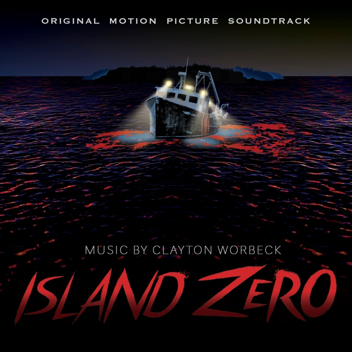 Island Zero Soundtrack Art